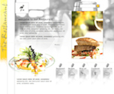Sample Site | The Restaurant